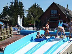 Camping auf Bornholm  -  Lyngholt Familie Camping